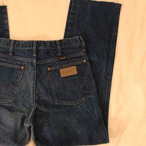 Wrangler Jeans - Vintage {Wrangler} high waisted jeans